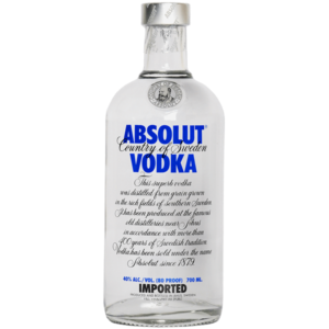 Absolut Imported