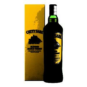 Cutty Sark Scotch