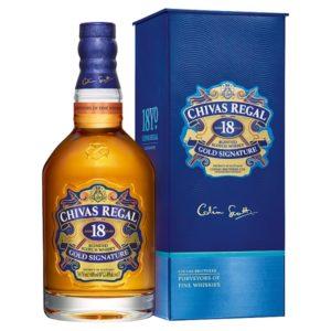 Chivas Regal Scotch 18 Year  750ML