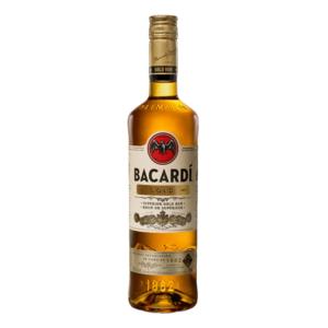 Bacardi Rum Gold