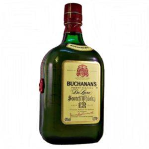 Buchanan's Scotch Deluxe 12 Year