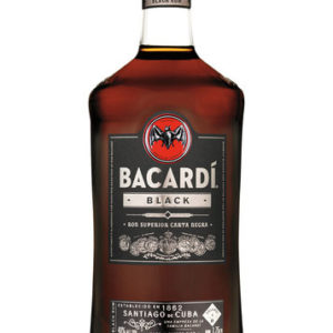 Bacardi Rum Black (1.75L)