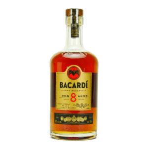 Bacardi Rum 8 Year 750ML