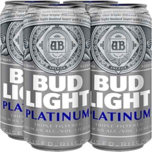 Bud Light Platinum Can