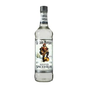 Captain Morgan Rum Silver Spiced