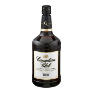 Canadian Club Canadian Whisky 1858