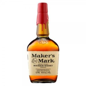 Maker's Mark Bourbon Collector Bottle American Pharoah 1L