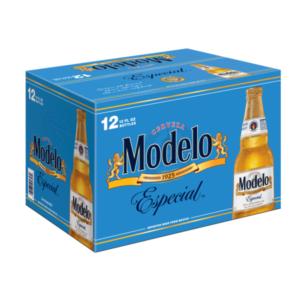 Modelo Especial 12Pk 12Oz Bottles
