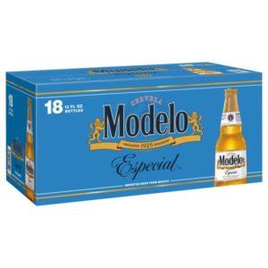 Modelo Especial 24Pk 12Oz Bottles