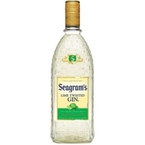 Seagram's Gin Lime Twisted