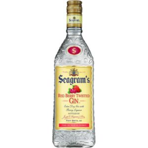 Seagram's Gin Red Berry