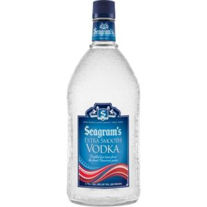 Seagram's Vodka Extra Smooth (1.75L)