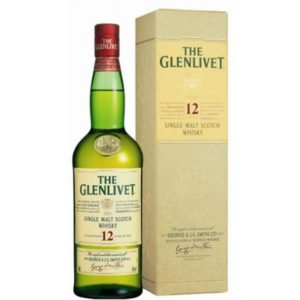 The Glenlivet Scotch Single Malt 12 Year