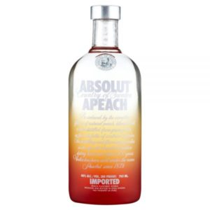 Absolut Vodka Apeach 750ML