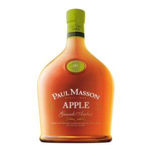 Paul Masson Brandy Grande Amber Apple