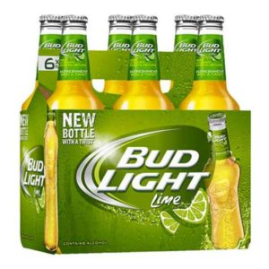 Bud Light Lime Bottles