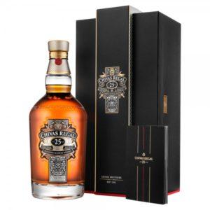 Chivas Regal Scotch 25 Year  750ML