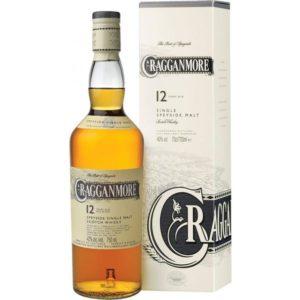 Cragganmore Scotch Single Malt 12 Year  750ML