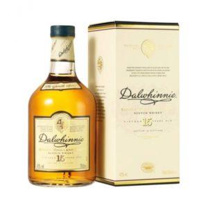 Dalwhinnie Scotch Single Malt 15 Year