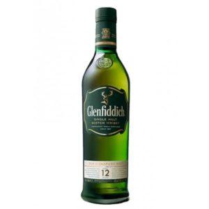Glenfiddich Scotch Single Malt 12 Year Our Signature Malt – 750ML