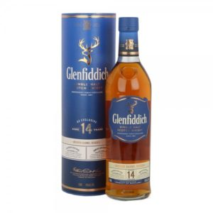 Glenfiddich Scotch Single Malt 14 Year Bourbon Barrel Reserve  750ML