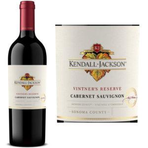 Kendall-Jackson Vintner's Reserve – Cabernet Sauvignon 750ml