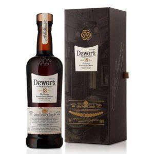 Dewar's Scotch 18 Year The Vintage