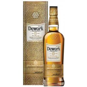 Dewar's Scotch 15 Year The Monarch