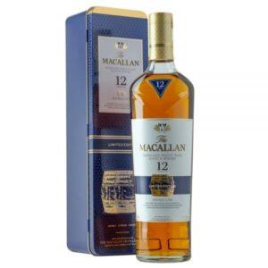 The Macallan Scotch Single Malt 12 Year Double Cask