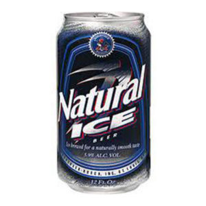 Natural Ice 12Oz 18Pk Cans