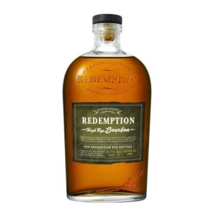 Redemption Bourbon High-Rye 750ML
