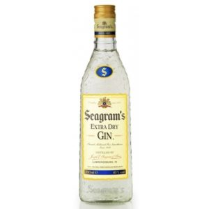 Seagram's Gin Extra Dry