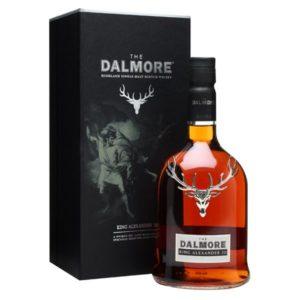 The Dalmore Scotch Single Malt King Alexander Iii