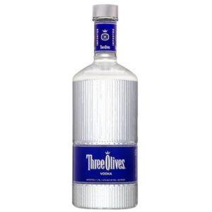 Three Olives Vodka Whipped Cream 750ML