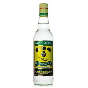 J. Wray & Nephew Rum White Overproof