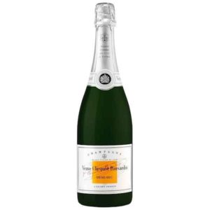 Veuve Clicquot Champagne Demi-Sec 750ML