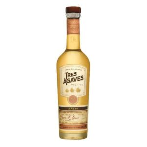 Tres Agaves Tequila Anejo