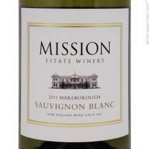 Mount Mission Sauvignon Blanc – 750ML