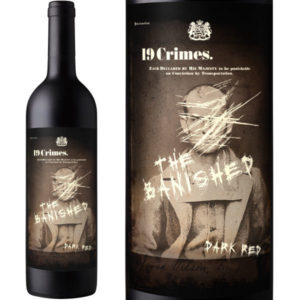 19 Crimes Park Red Wine
