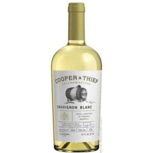Cooper & Thief Sauvignon Blanc – 750ML