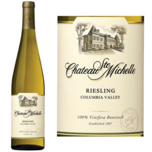 Chateau Ste. Michelle – Riesling 750ml
