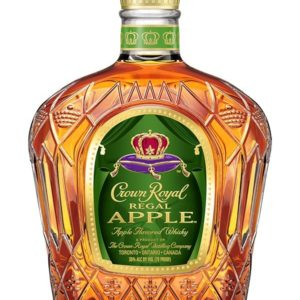 Crown Royal Canadian Whisky Apple