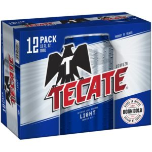 Tecate Light Cans