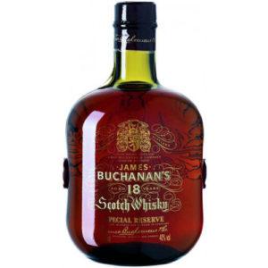 Buchanan's Scotch Deluxe 18 Year