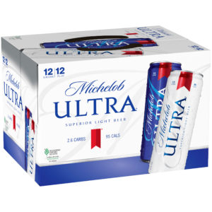 Michelob Ultra Cans
