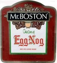 Mr. Boston Eggnog 1.75L