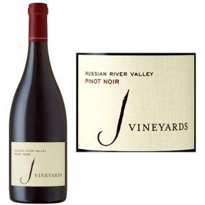 J Vineyards Pinot Noir 750ml